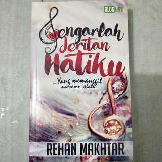 Dengarlah Jeritan Hatiku (Malay Novel)