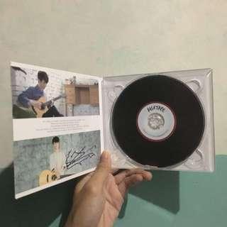 Mixtape Album with Signature