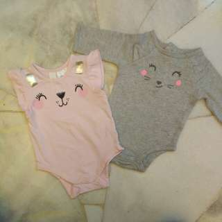 Carter Rompers (newborn)
