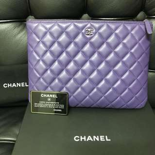 Chanel Clutch small size
