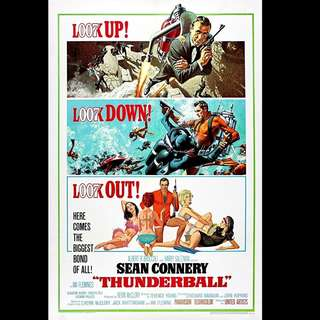 [Rent-A-Movie] JAMES BOND 007 THUNDERBALL (1965)