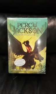 Percy Jackson and the Olympians - The Complete Set - Brand New Paperback