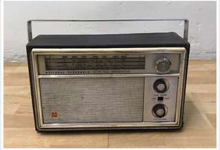 Antique National Radio