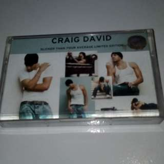 Kaset Craig David