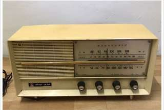 Antique Panasonic Radio