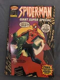 Marvel Spider-Man : Giant Super Special