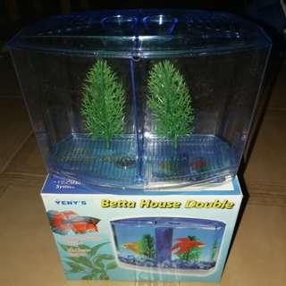 CHEAP NEW BETTA HOUSE DOUBLE