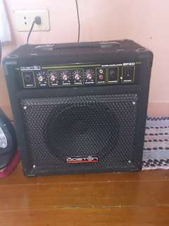 Boston bass guitar amplifier