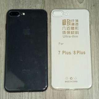 Iphone 7 Plus 8 Plus Ultra Thin Case