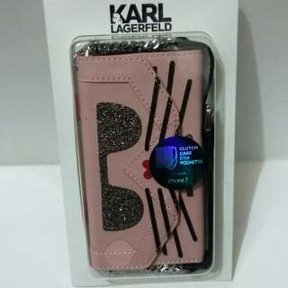 KARL LAGERFELD iphone7 手機套