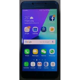 Samsung Galaxy C5 Pro - Lake Blue