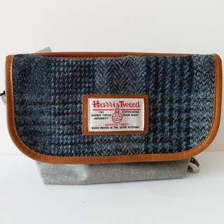 "(清貨) (日本直送) ""Harris Tweed"" Mini Shoulder Bag, 100% Real & New"