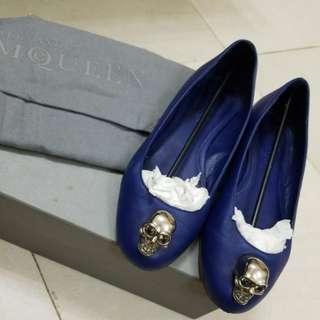 Alexander McQueen 平底鞋