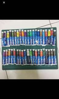 Daler Rowney aquafine Watercolour set+gift+free postage