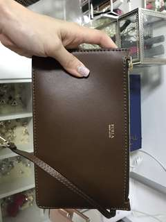 Furla hand pouch