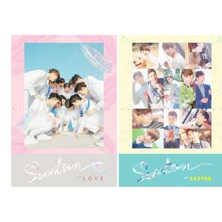 ON HAND SEALED  Seventeen Album Vol. 1 - FIRST 'LOVE&LETTER' (Love or Letter Ver.) - CD, Photobook, Jun BM