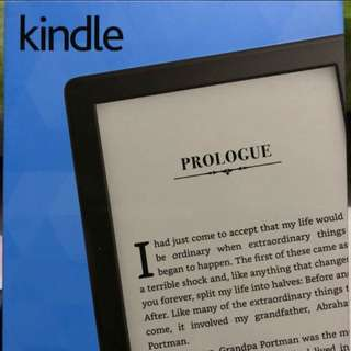 RUSH! Amazon Kindle E-reader 6 inches 2016 8th Generation