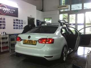 VW Factory fitted Volkswagen Jetta MK6 2013 rear lights