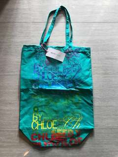 See by Chloe cotton bag 布袋