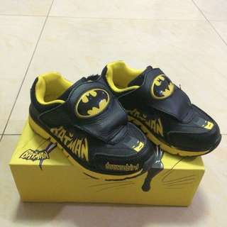 Batman Black Shoes