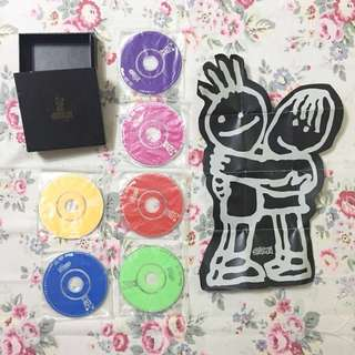 [罕有]軟硬天師93年絕版迷你CD