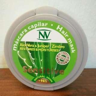 Organic Hair Mask By NaturVital (Aloe Vera)