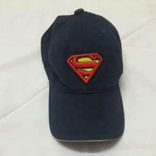 Superman U.S.A Cap