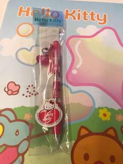 Authentic hello kitty mechanical pencil jelly belly