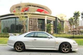 Nissan Skyline R33 GTR
