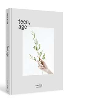 ON HAND UN SEALED  Seventeen Vol. 2 Album - Teen, Age (White Version) - CD, CD Case, Photobook, Lyrics Paper