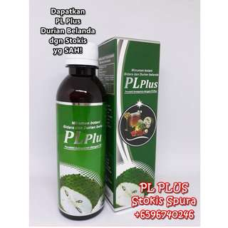 PL JUS PLUS - SOURSOP