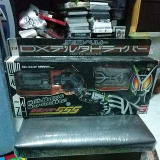 Masked Kamen Rider Faiz 555 Delta Driver DX Henshin Belt