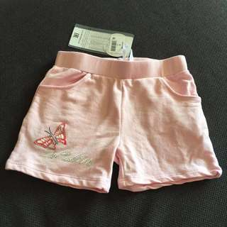 Brand New Toddler Girl Shorts