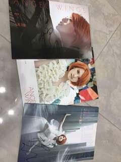 楊丞琳親筆簽名天使之翼專輯❤️