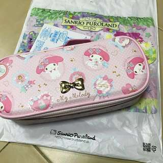 My Melody Pouch: Sweet Rosettes (Pencil Case)