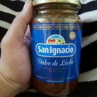 San Ildefonso Dulce de leche