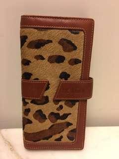 Newgo leather wallet