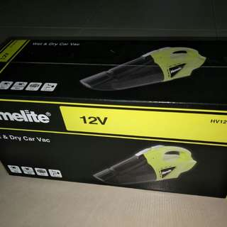 Homelite 12V Wet & Dry Car Vacuum