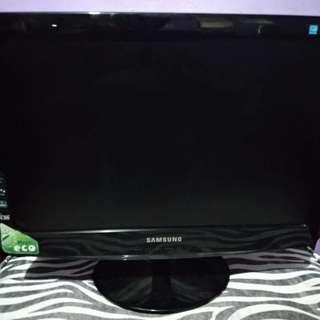 """Samsung 19""""LCD monitor"""