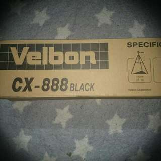 Velbon CX-888 Black (Tripod)
