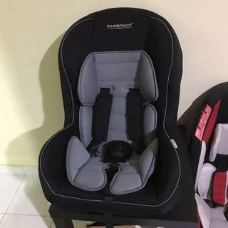 Sweet heart Paris Car Seat