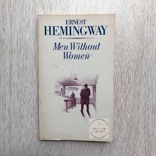 Men Without Women - Ernest Hemingway (Preloved)