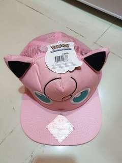Jiggly puff's cap