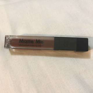Sleek Matte Me Lip Cream in Chocolate Meringue