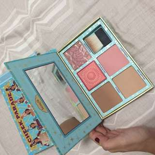 AUTHENTIC Cheek Parade from Benefit Cosmetics