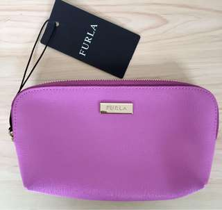 Furla pouch / cosmetic bag