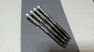 Faber Castell Black Ball Point Pens