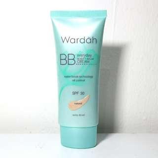 Preloved Wardah BB Cream Natural SPF 30