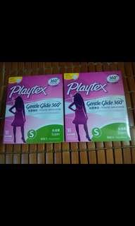 Playtex 棉條