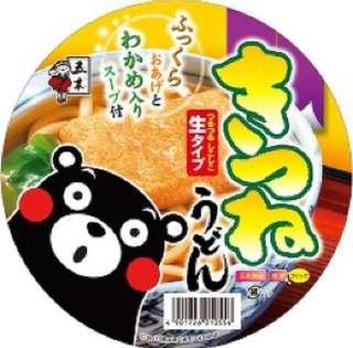 日本 油炸豆腐烏冬杯麵